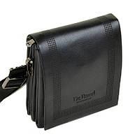 Мужская сумка через плечо барсетка Планшет 18х15,5х5см
