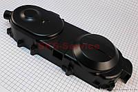 """Крышка вариатора короткая 40см - 10"""" черная (без втулки бендикса), от 10шт - 10%"""
