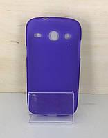 Силиконовый чехол для Samsung I8262 Core (Violet)