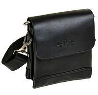 Мужская сумка через плечо барсетка Планшет 18х15х5см