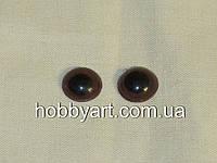 Глазки коричневые