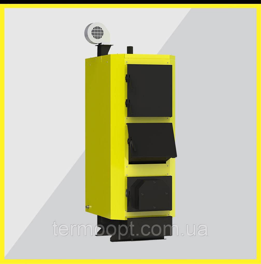 Твердотопливный котёл KRONAS UNIC-P 98 кВт