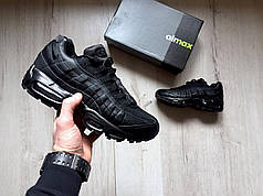"Кроссовки Nike Air Max 95 ""All Black"""