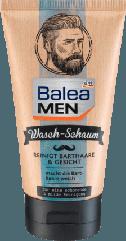Миюча піна для бороди і обличчя Balea Men 150мл.