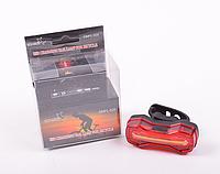 Мигалка / габарит    (COB диоды, аккумулятор, зарядка от USB)