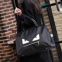Дорожная сумка Fendi Monster, 3 цвета