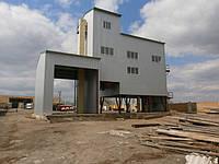 Мини-завод по переработке зерна