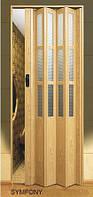Двери-гармошки Сосна 2030х860 мм