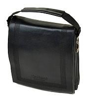Мужская сумка через плечо барсетка Планшет 20х17,5х5см