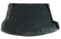Резиновый коврик в багажник Mazda 3 SD 09-   Lada Locer (Локер)