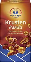 Сахар коричневый Diamant Krusten Kandis леденцовый, 500г, фото 1