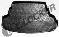 Резиновый коврик в багажник Mazda 6 SD 08- Lada Locer (Локер)
