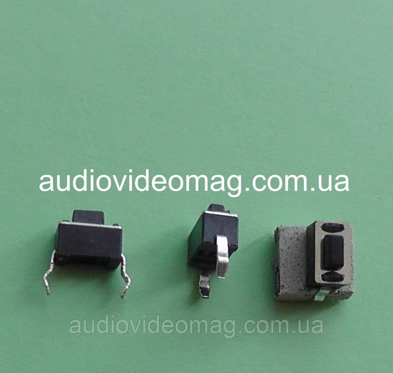 Кнопка тактова 3х6х5 мм
