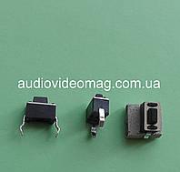 Кнопка тактовая 3х6х5 мм