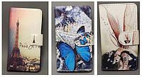 Чехол-книжка с рисунком для Sony Xperia M C1905 C1904