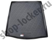 Резиновый коврик в багажник Mazda 6 SD 12-   Lada Locer (Локер)