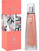 Женская парфюмированная вода Givenchy Live Irresistible Givenchy eau de parfum (Живанши Лайф Ирресистбл) 75 мл