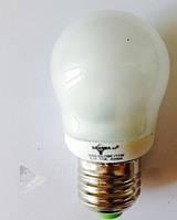 Лампа Эколампа 11W E27 шар