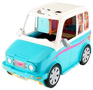 Барби Раскладной фургон  Мобильный автобус для щенков Barbie Ultimate Puppy Mobile Vehicle, фото 2