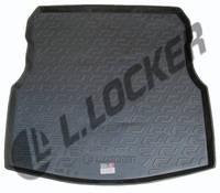 Резиновый коврик в багажник Nissan Almera IV (13L-) Lada Locer (Локер)