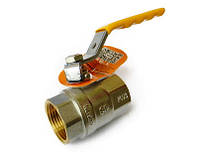 Кран усиленный для газа ду50 мм ручка вн/вн