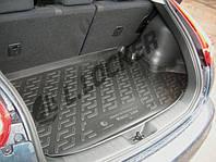 Резиновый коврик в багажник  Nissan Juke 10-14 Lada Locer (Локер)
