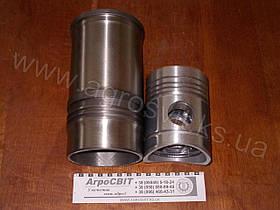 Группа поршневая ЯМЗ, А-41 (1 Г + 1 П) 2 маслосъемных (Конотоп)