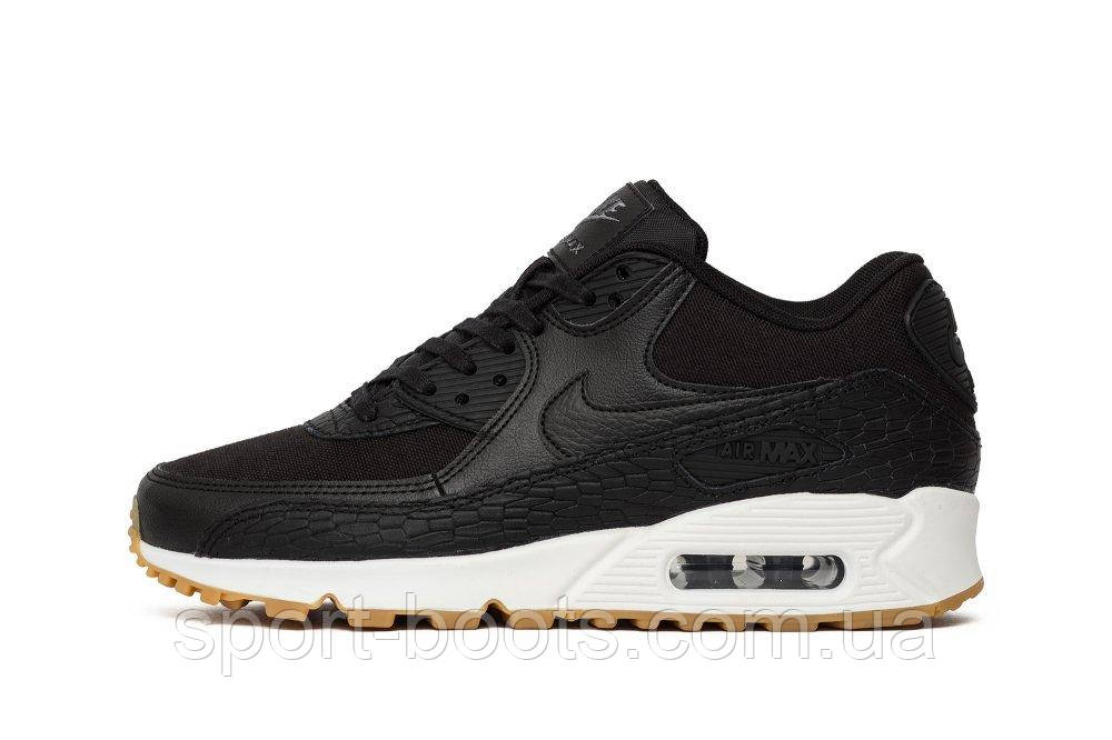 1a302e24e49e Оригинальные женские кроссовки Nike Air Max 90 Premium Leather