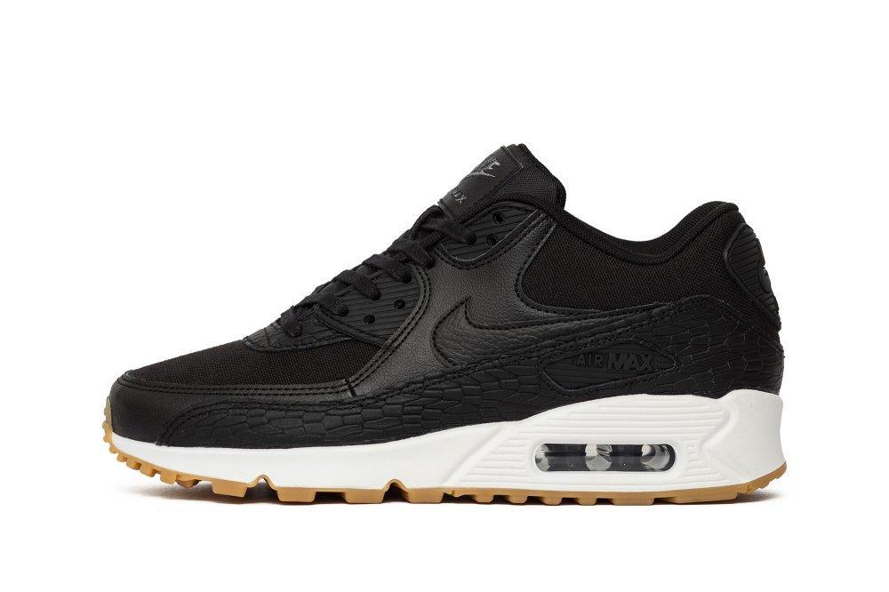 25d6ed45 Оригинальные женские кроссовки Nike Air Max 90 Premium Leather