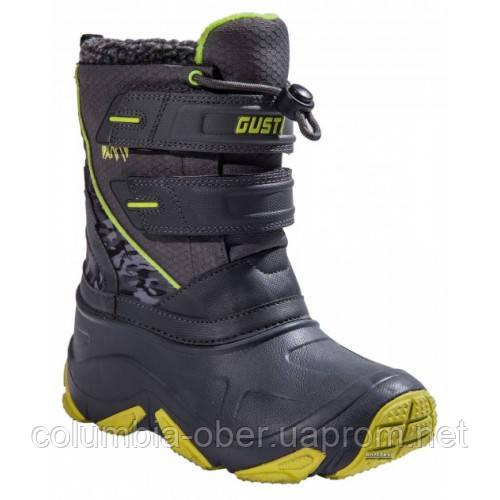 Зимние сапоги для мальчика Gusti 030028 Nova 2.0. Размеры 28 - 34.