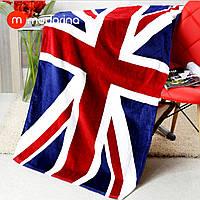 Пляжное полотенце Британский Флаг, фото 1