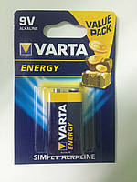 Батарейка Energy 6LR61 (крона)