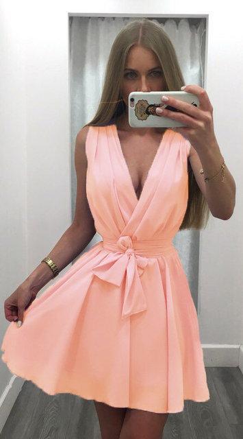 Яркие летние платья от 42- 48 размер