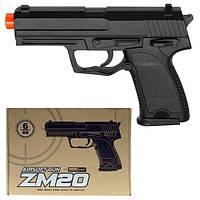 Пистолет металл-пластик ZM20 CYMA
