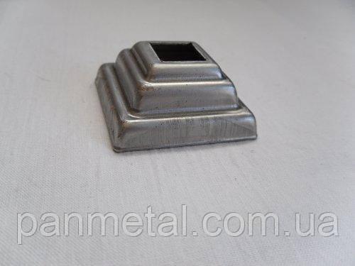 Маскировочный элемент квадратный 44*44 мм - Пан-Металл в Сумской области