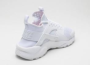 Кроссовки Nike Air Huarache Run Ultra Breeze (White), фото 2