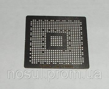 BGA шаблоны AMD 0.5 mm ATI BGA X1300 / 216PQAKA13FGX трафареты для реболла реболинг набор восстановление пайка