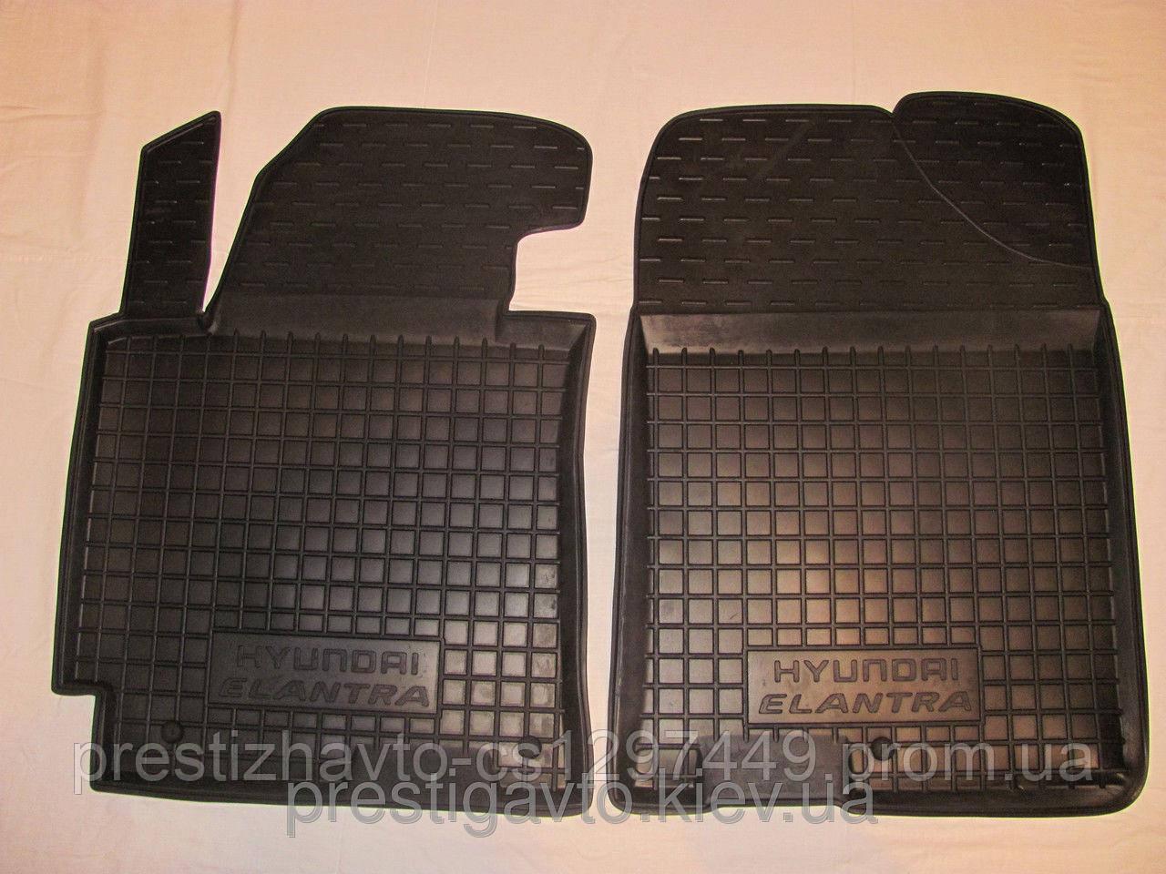 Коврики в салон полиуретановые BMW X3 (2003-2010)