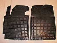 Коврики в салон полиуретановые BMW X3 (2003-2010), фото 1