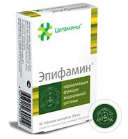 Эпифамин - нормализует эндокринную и иммунную с-мы, эффективен после лучевой и химиотерапии.