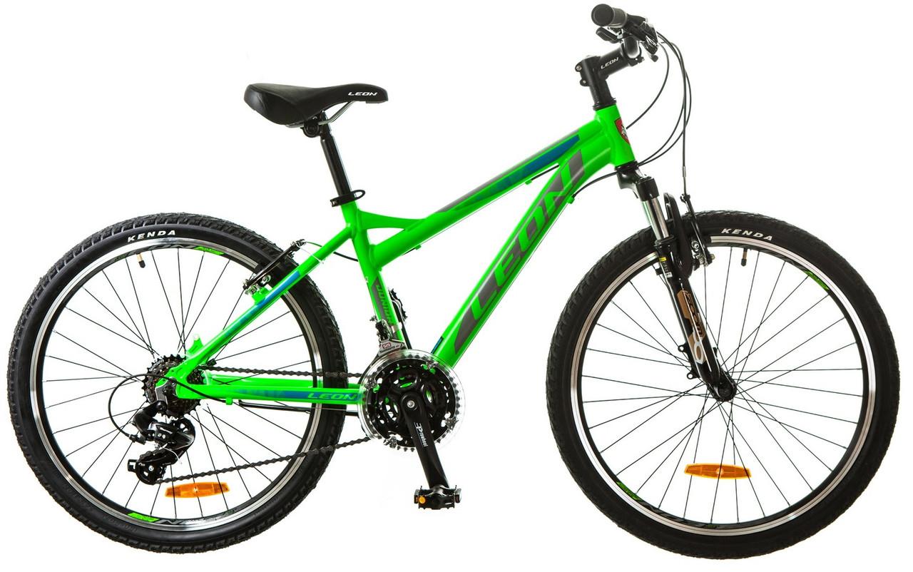 """Подростковый велосипед Leon Junior 24"""" 2017"""