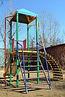 """Комплекс """"Башенка"""" с горкой, спортивно-игровой для детей."""