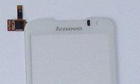 Сенсор, тачскрин телефона  Lenovo P700i ,белый.