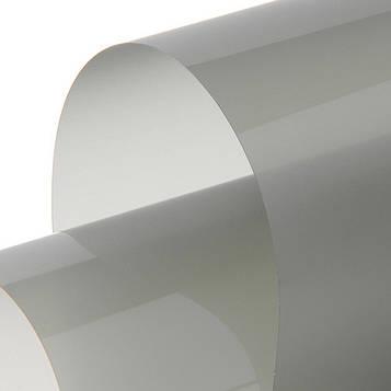 Hexis Cristal Light Grey, светло-серая витражная пленка, 1,23 м