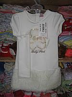 """Платье для девочки """"Baby Pink"""" р 92-98-104 Украина"""