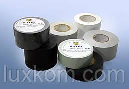 Изолента серая/черная K-flex