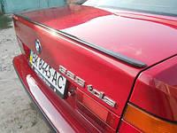 Лип спойлер BMW E34, БМВ Е34, фото 1