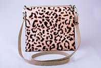 Текстильная сумка через плечо Leopard