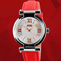 Skmei Женские часы Skmei Elegant Red