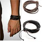 Браслет из шнуров, фото 4